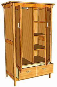 Armoire Plans : Best Woodworking Tips And Plans To Help