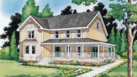 farmhouse plan houses country farmhouse