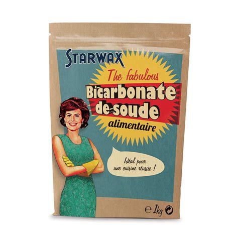 Bicarbonate De Soude Alimentaire  Starwax, Produits D