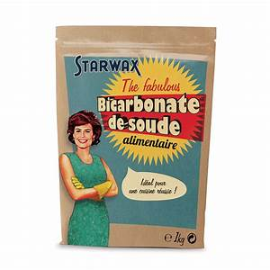 Nettoyer Canalisation Avec Cristaux De Soude : bicarbonate de soude alimentaire starwax produits d entretien maison ~ Melissatoandfro.com Idées de Décoration