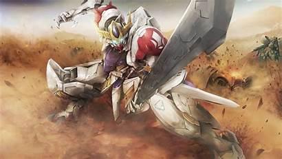Gundam Barbatos Wallpapers Lupus Suit Mobile Android