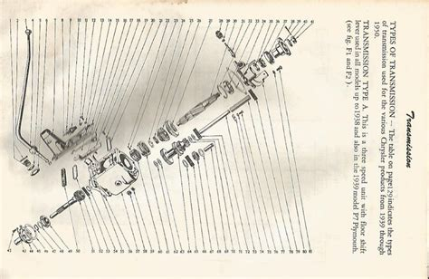 Plymouth Transmission Diagram by Transmission Question 1939 Plymouth P15 D24 Forum P15