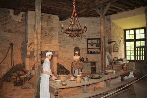 cuisine chateau yonne fargeau