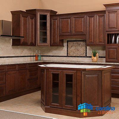 ideas  solid wood kitchen cabinets  pinterest