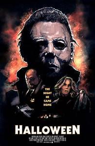 Alternative Poster Art : Halloween Mark Button   Film ...