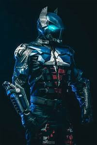 Screen Accurate Arkham Knight Costume #3DPrinting ...