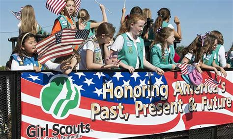 girl scout day holiday smart