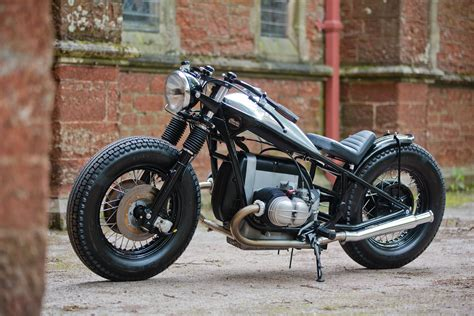 Bespoke, One-off Bmw Cafe Racers, Scrambler And Bobbers