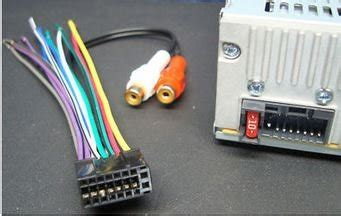 xtenzi wire harness and speaker dual 16 pin xd xdh xdma xdm xdmr type d with rca