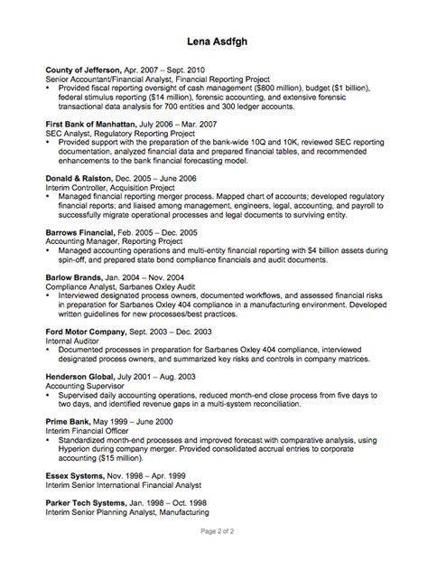 Free Sle Resume Format by Data Analyst Resume Reddit 28 Images Data Analyst Resume Sle Resume Genius Data Analyst