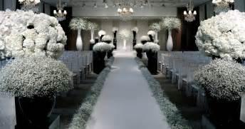 costco wedding dresses wedding flower inspiration the jeff leatham look white and black onewed
