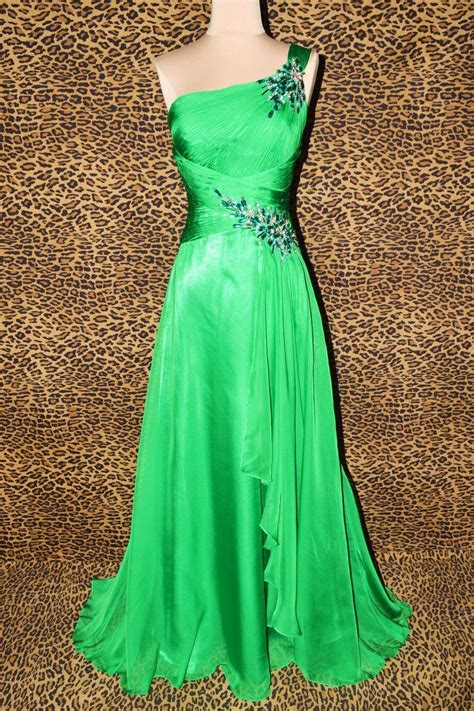 Wholesale 2013 New Arrival EMERALD GREEN PROM PAGEANT ...