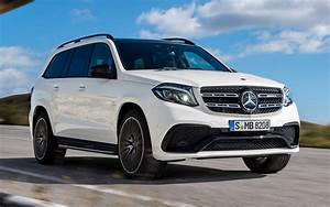 2016 Mercedes-AMG GLS 63 - Wallpapers and HD Images Car