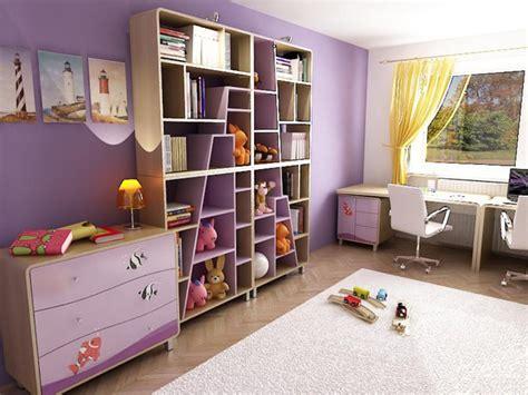 original childrens bedroom design showcasing vibrant colors
