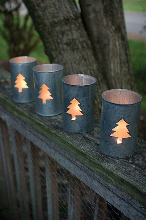 set   tin tree luminary