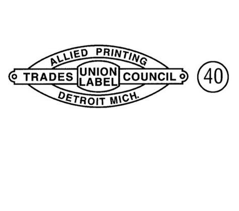 union bug logos