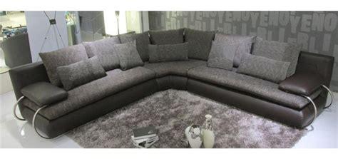 canapé relaxation cuir electrique relookez votre salon les canapés d angle twenga magazine