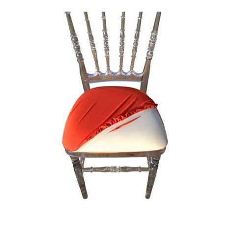 galette de chaise déhoussable housse galette chaise ziloo fr