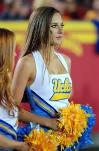 UCLA Basketball Cheerleaders