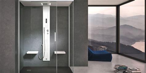 Box Doccia Design by Il Bagno Turco Nella Cabina Doccia Design Minimal Di Una