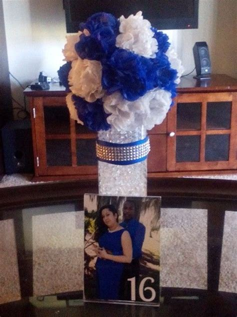 17 best images about royal blue wedding centerpieces pinterest head tables floating