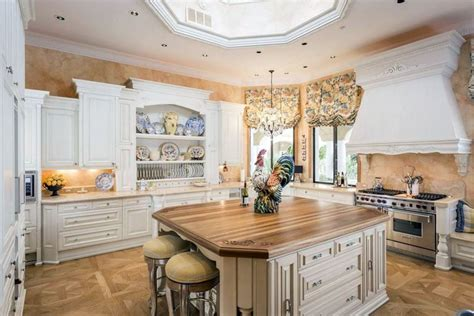 luxury country kitchens 26 gorgeous white country kitchens pictures designing idea 3906