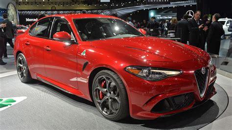 Alfa Romeo Giulia Gets Tons Of Complaints