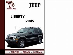 Jeep Liberty 2005 Workshop Service Repair Manual Pdf