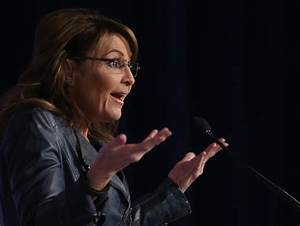 Sarah Palin's rambling Donald Trump endorsement was post ...