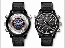 IWC Pilot's Watch Double Chronograph Edition TOP GUN in
