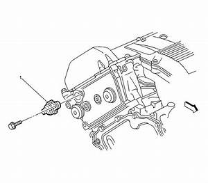 Where Is The Crank Position Sensor On 2002 Olds Aurora