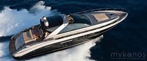 Mykonos Charter A Luxury Speed Boat Private Cruise Greek