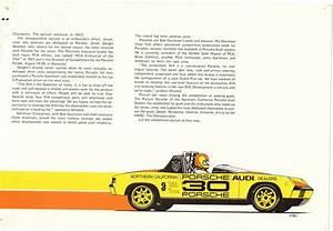 The Porsche Pursuit 914 Brochure Forbes Robinson