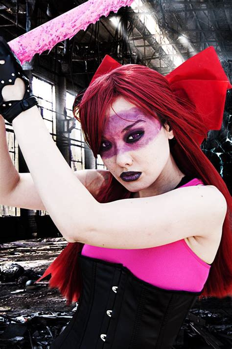 cosplay feature post apocalyptic powerpuff girls
