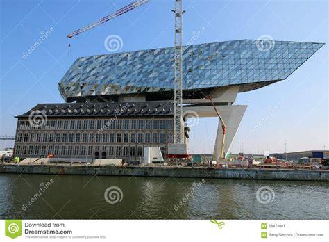 le de bureaux nouveaux bureaux de port dans le port d 39 anvers en belgique