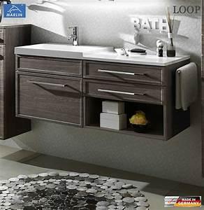 Waschtisch Set 120 Cm : marlin loop waschtisch set 120 cm mit mineralmarmor waschtisch ablage rechts 1 auszug 2 ~ Bigdaddyawards.com Haus und Dekorationen