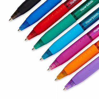 Pens Pen Paper Mate Inkjoy Ballpoint Colors