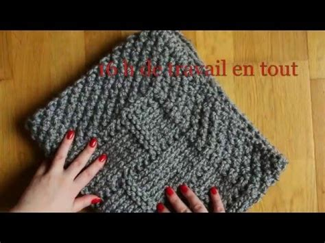 tricoter la couverture b 233 b 233 tutoriel knit baby blanket