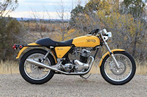 Colorado Norton Works 1975 Commando