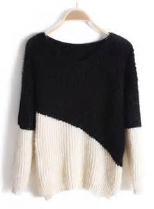Black Mohair Sweater