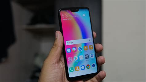 Huawei P20 Lite with 5.84-inch FHD+ 19:9 FullView display ...