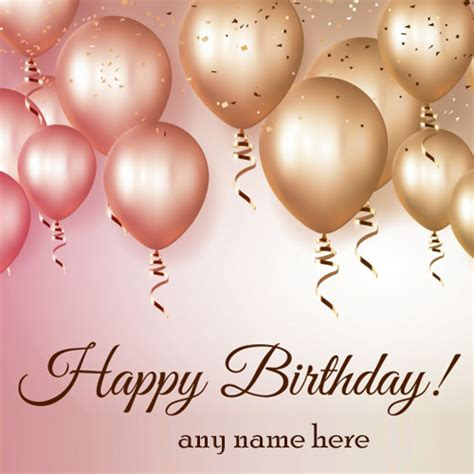 happy birthday wishes balloons greeting cards