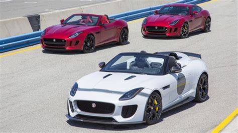 Jaguar F-type Project 7 Priced For U.s. Starting At 5k