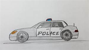 Comment Insonoriser Une Voiture : comment dessiner une voiture de police youtube ~ Medecine-chirurgie-esthetiques.com Avis de Voitures