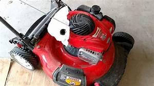 Change Oil  Spark Plug  U0026 Air Filter  Briggs  U0026 Stratton