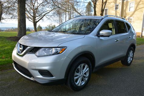 2015 Nissan Rogue Review And Photo Gallery
