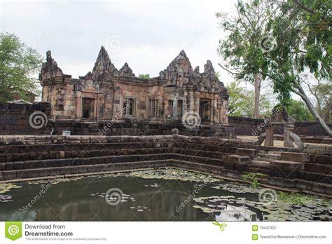Sito Archeologico Khmer Di Prasat Muang Tam In Buriram