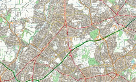 Detailed Image Detailed Wallpaper Map Of Your Local Area