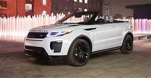 Range Rover Evoque Convertible revealed $84,440 ragtop in