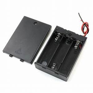 Batterie 1 5v Aa : on off switch batteries case box w cover for 3 x 1 5v aa battery i6d1 z9l3 b9o7 ebay ~ Markanthonyermac.com Haus und Dekorationen